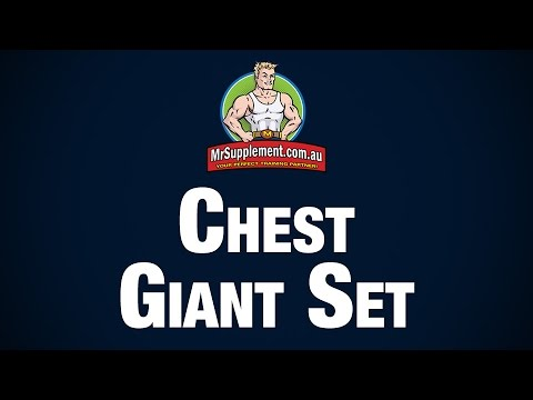Chest Giant Set Workout