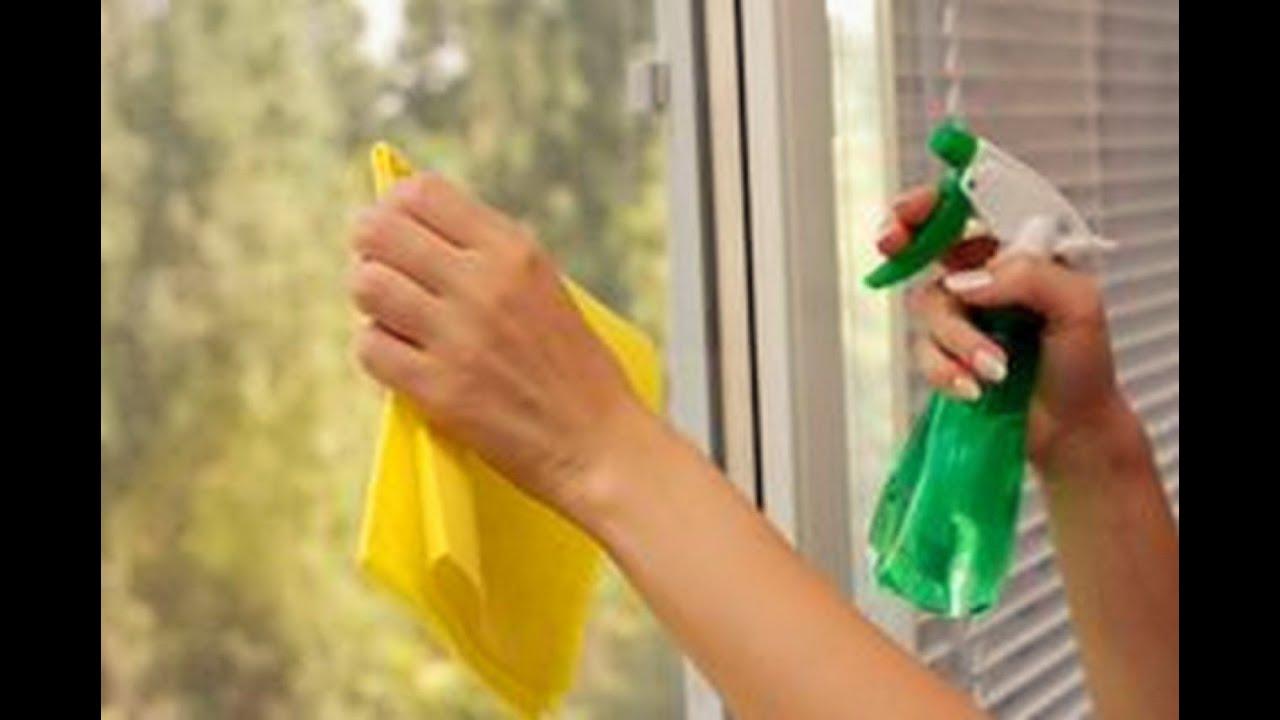 Как отмыть пластиковый подоконник в домашних условиях