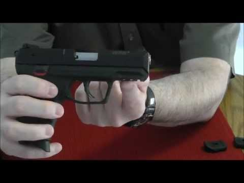 Ruger SR22 Pistol:  Loaded with Features