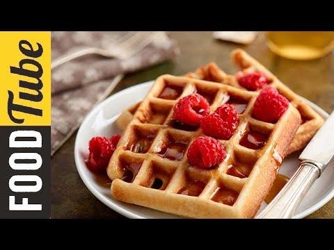 Бельгийские Вафли - Быстро и Вкусно! Вкусные Рецепты by Бодя