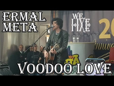 Ermal Meta - Voodoo Love [Instore tour] - Live @ Rende (Cosenza)