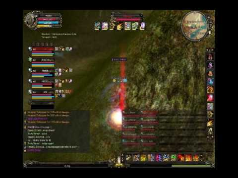Kill and be killed (shaiya 1-60 jungle pvp) part 1.