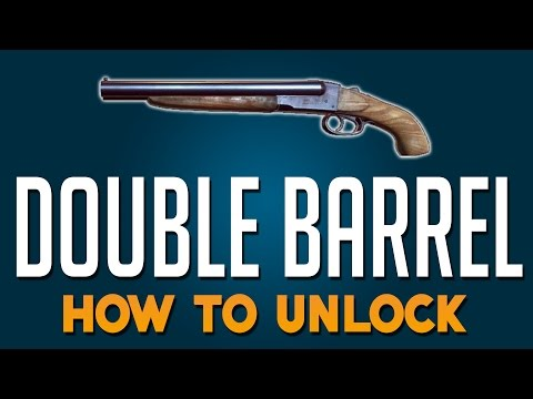 BATTLEFIELD HARDLINE DOUBLE BARREL! BFH Enforcer Syndicate Double Barrel Shotgun Gameplay!
