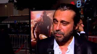 Riddick: Jordi Molla World Premiere Interview