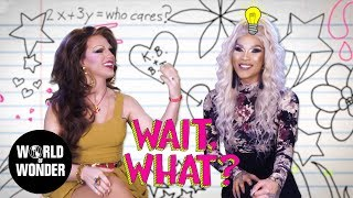 Botany with Kimora Blac and Derrick Barry: WAIT, WHAT?