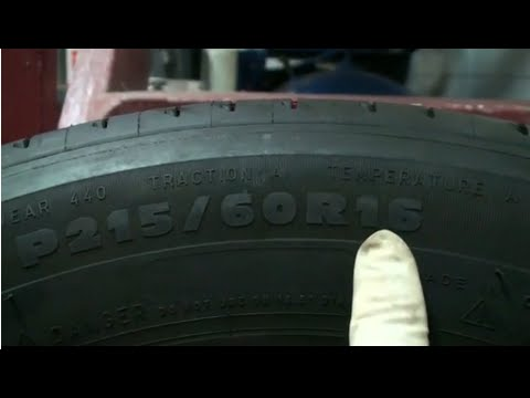 Tires 101 - EricTheCarGuy