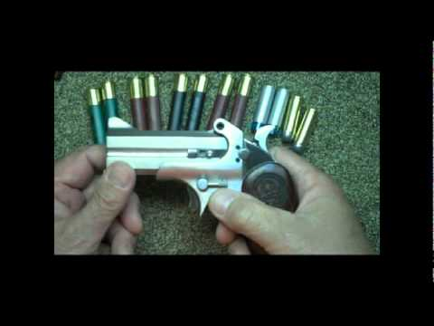 Bond Arms Snake Slayer Derringer Trigger Guard Removal. Barrel Change Range Concealed Carry CCW