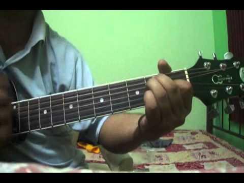 Roz Shaam Aati thi from Imtihan(1974) on Guitar