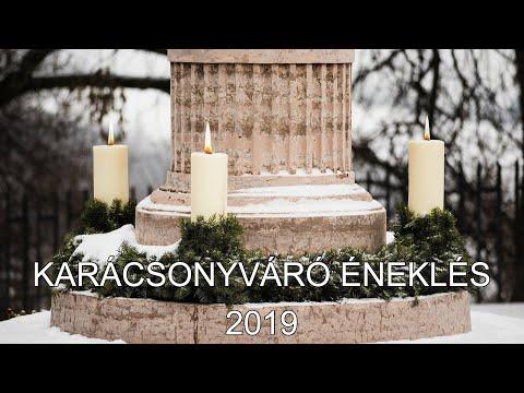 Karácsonyváró éneklés - Pannonhalmi Bencés Gimnázium Díszterem