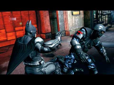 #1 Часть (Batman Arkham Origins:BlackGate)(Ознакомление С Игрой)