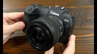 Canon EOS RP - Hands-On First Look