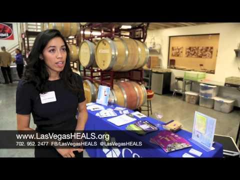 CSN | Las Vegas HEALS November 2014 Medical Mixer at Grape Expectations