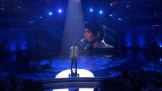 Watch Adam Lambert One american Idol Performance video
