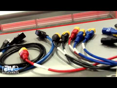 InfoComm 2014: Stay Online Shows Colored Power Cords, Splitters, Locking Solutions and Secure Sleeve