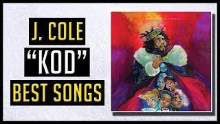 """BEST J. Cole Songs On """"KOD"""""""