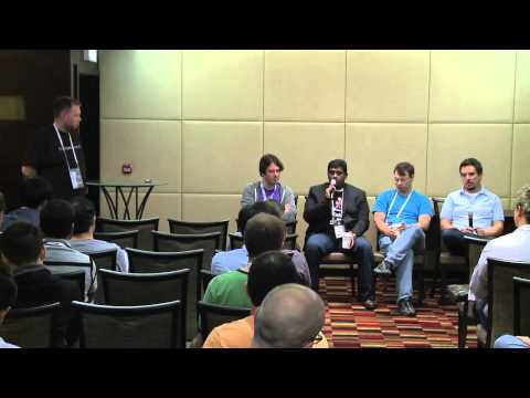 Panel Discussion OpenStack and the Enterprise   Enabling OpenStack with Microsoft Products