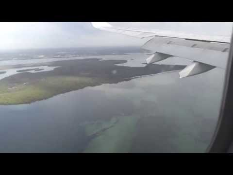 China Southern Airlines Airbus A330 from Guangzhou to Sydney economy