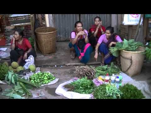 The Chakma Bazar Rangamati Bangladesh video