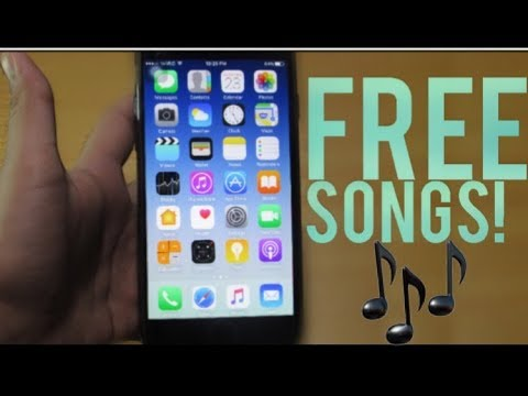 HOW TO DOWNLOAD FREE MUSIC ON iPhone WITHOUT iTUNES! (Latest Trick)