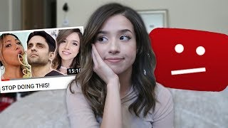 My Response To The Copystrike Allegations / PewDiePie / Dark Side Of Pokimane