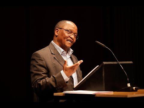 *Goodbye Sandton, Hello Soweto! - Keynote von Njabulo S Ndebele