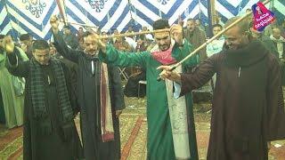 """رقص آل الكاشف """" عمد كوم شقاو """" مع الريس محمد عبد العال البنجاوى """" عمدة الطرب الصعيدى"""