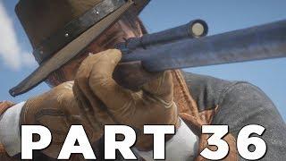 RED DEAD REDEMPTION 2 Walkthrough Gameplay Part 36 - COLM (RDR2)