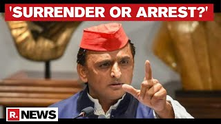 'Did Vikas Dubey Surrender Or Was He nabbed?': Akhilesh Yadav Responds To Gangster's Arrest