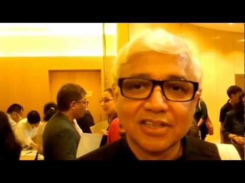 Dr. Amitav Ghosh's Next Book And Secret's In Writing With Robin Stienberg, National Critics Choice video