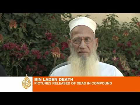Pakistan releases Bin Laden death scene photos