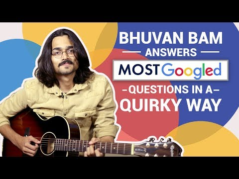 Download  BB Ki Vines | Bhuvan Bam answers Most Googled Questions in a quirky way | Safar-   Gratis, download lagu terbaru