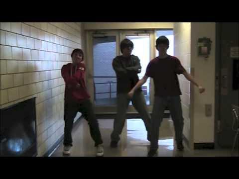 Gangnam Style at New Richmond High School