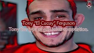"""TONY """"EL CUCUY"""" FERGUSON TONY THE TYPE OF GUY JOKES COMPILATION"""
