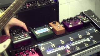 G2 Demo Using your Amps
