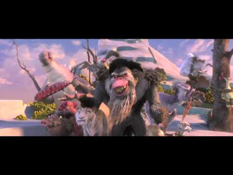 Ice Age 4: Continental Drift TV Spot