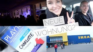 NEUE WOHNUNG, STUDENTENPARTY & GAMES FESTIVAL | Weekly Vlog | Charlotte K.