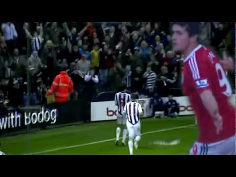 Shane Long WBA Goals 11/12