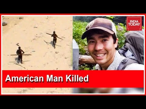 US Man Killed By Sentinelese Tribe On Remote Andaman Island, 7 Held
