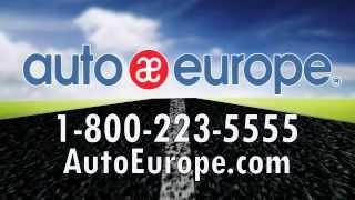 Auto Europe Rental Cars | Car Rentals in Europe