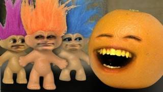 Annoying Orange - Trollin'