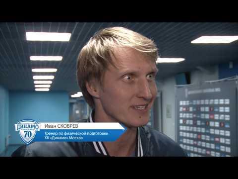 Иван Скобрев подвел итоги сезона
