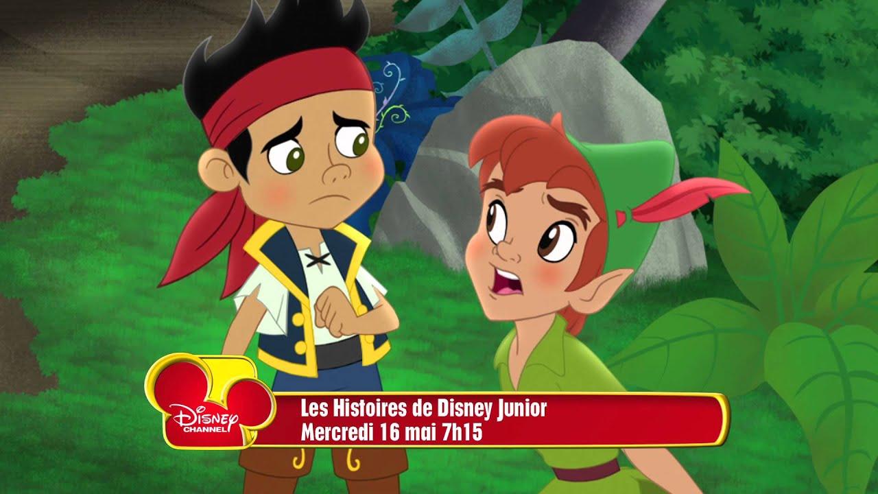 Disney channel jake et les pirates le retour de peter - Jake et les pirates ...