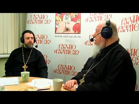 Радио «Радонеж». Протоиерей Димитрий Смирнов. Видеозапись прямого эфира от 2017.03.18
