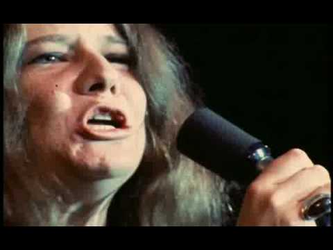 Janis Joplin - Ball And Chain ( In Album Monterey International P