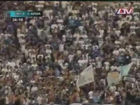 Apollon Limassol F.C Ena Video afieroma ston Gaston Sangoy. Ton pexti pu otan exi ta kefia tu kani olo ton filathlo kosmo na paramila me tn parusia tu sta kipriaka gipeda. Sezon 2009-2010...