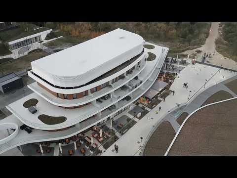 Ausblick Hotel Radisson Swinemünde Polen Urlaub Reisen Küste Insel Usedom