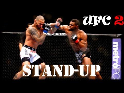 UFC 2 Гайд по Размену в стойке от Baltsevantonio(stand-up,удары,секреты,фишки)