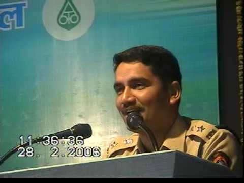 Speech By Vishwas Nangare Patil Part2(5).mpg video