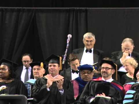 41st Commencement Ceremony: Thomas Edison State College