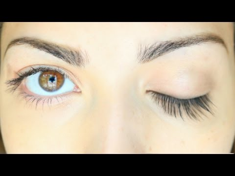 How To Grow Long Eyelashes FAST! (Guaranteed Longer Eyelashes)